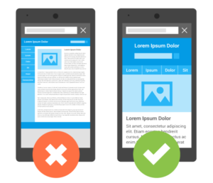responsive v. mobile-first
